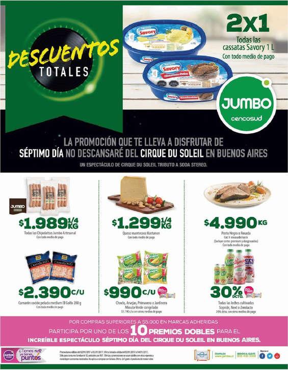 Jumbo descuentos ofertas en cat logo online ofertia - Ofertia folleto carrefour ...