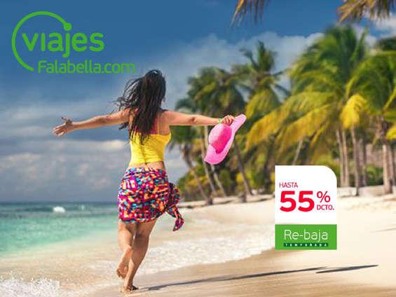Ofertas de Viajes Falabella, Vuela a Sudamérica todo el año