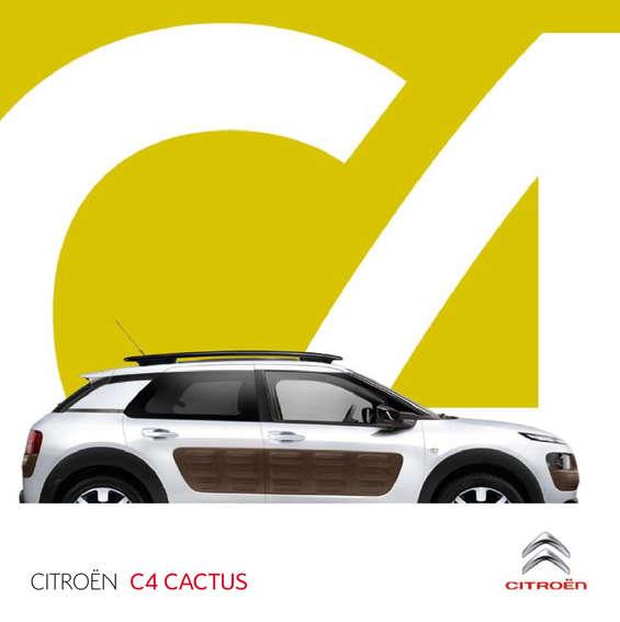 Ofertas de Citroen, Citroen C4 Cactus