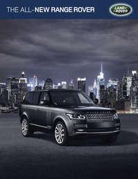 All New Rang Rover