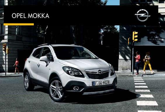 Ofertas de Opel, Opel Mokka