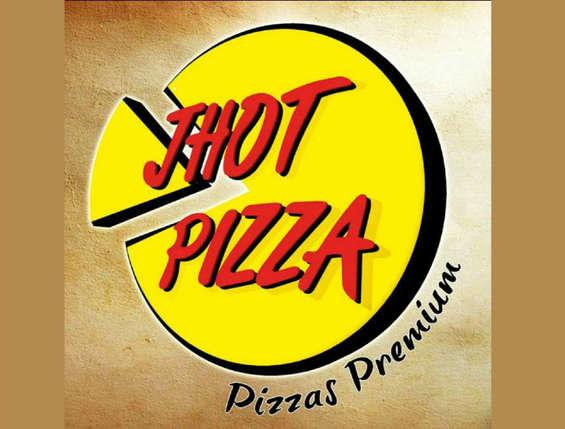 Ofertas de Jhot Pizza, Menú Pizzas