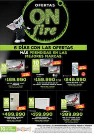 ofertas on fire