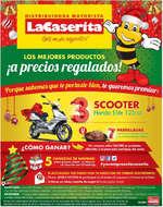 Ofertas de La Caserita, navidad caserita