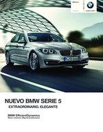 Ofertas de BMW, Nuevo BMW Serie 5. Extraordinario. Elegante