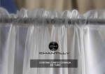 Ofertas de Chantilly, telas para cortinas