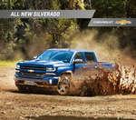 Ofertas de Chevrolet, all new silverado