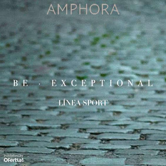 Ofertas de Amphora, línea sport