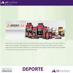 Ofertas de All Nutrition, Deporte
