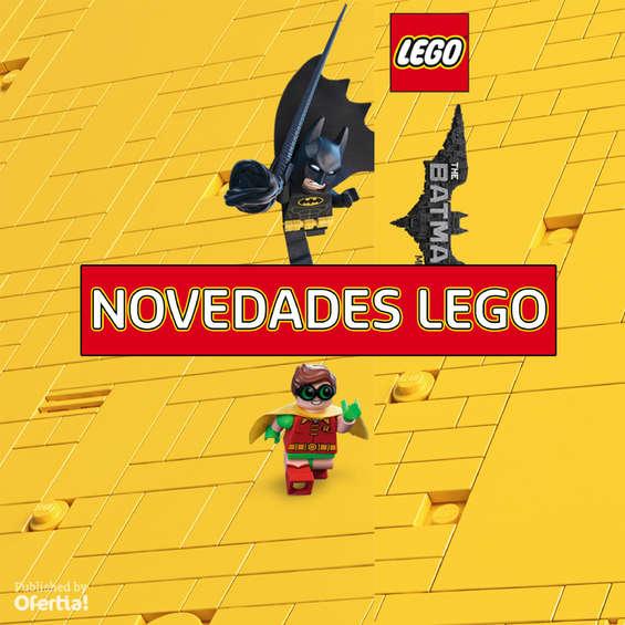 Ofertas de Lego Store, novedades lego
