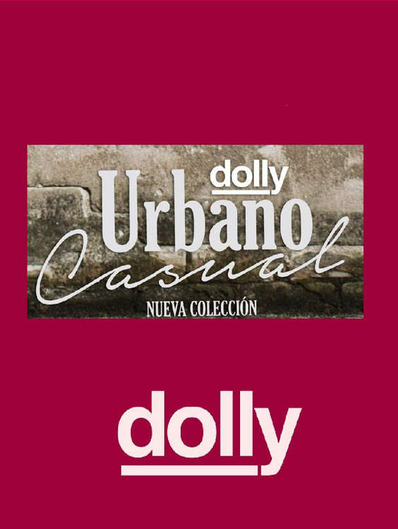Ofertas de Dolly, urbano casual