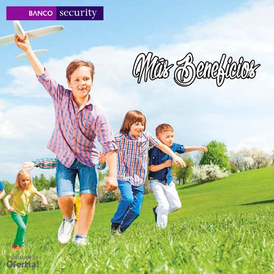 Ofertas de Security, más beneficios