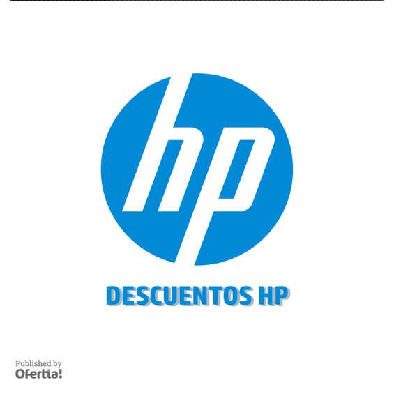 Ofertas de HP Store, descuentos hp