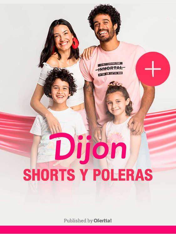 Ofertas de Dijon, Shorts Y Poleras