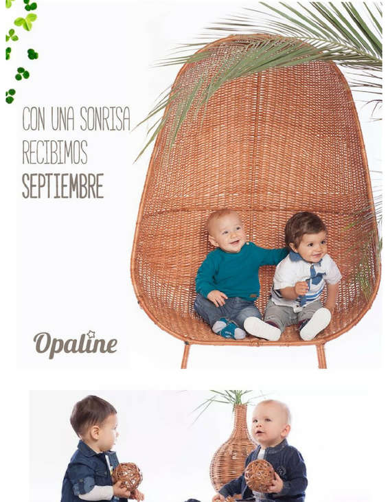 Ofertas de Opaline, Primavera Verano 18