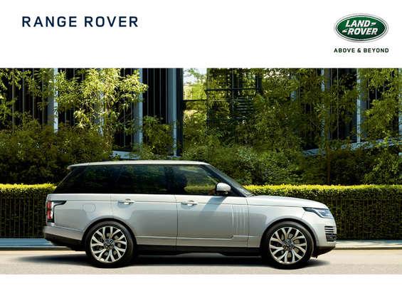 Ofertas de Land Rover, Range Rover