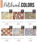 Ofertas de Bazhars, Patchwork Colors