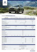 Ofertas de Subaru, Forester 2021