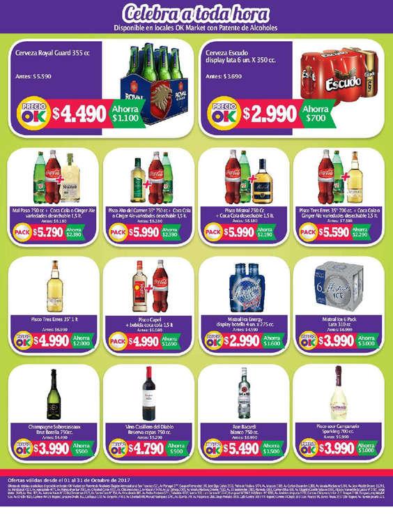 Ofertas de Ok Market, Catálogo Octubre