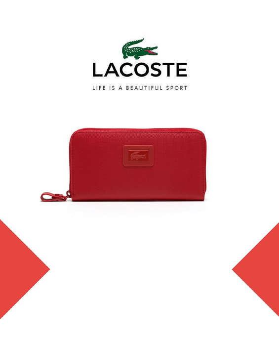 Ofertas de Lacoste, Leather Goods