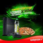 Ofertas de Telepizza, Compra y participa