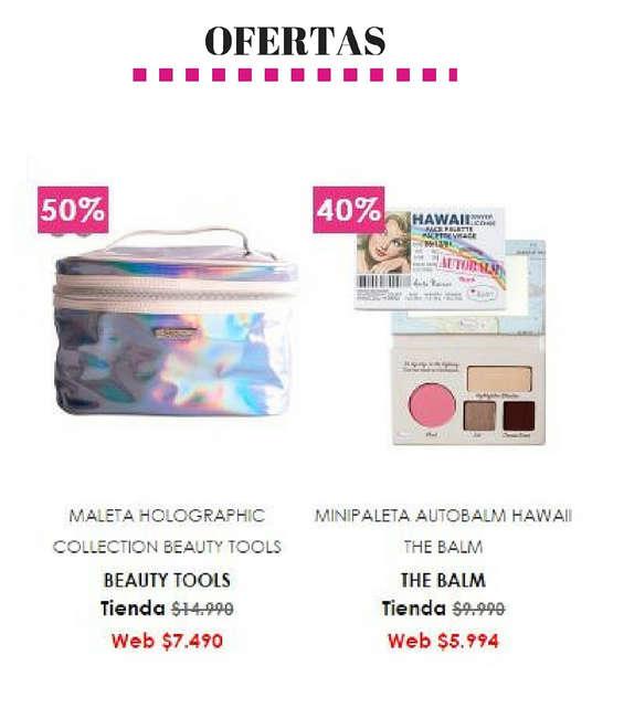 Ofertas de DBS Beauty Store, Ofertas Únicas