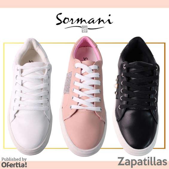 Ofertas de Sormani, Zapatillas