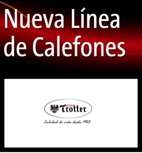 Ofertas de Albin Trotter, calefones