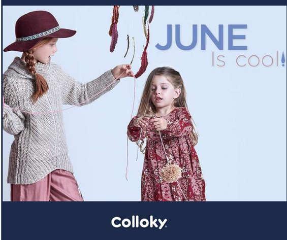 Ofertas de Colloky, june is cool