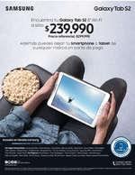 Ofertas de Samsung, Encuentra tu Galaxy Tab S2