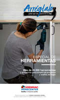 Ofertas de HomeCenter Sodimac, Especial De Herramientas Eléctricas