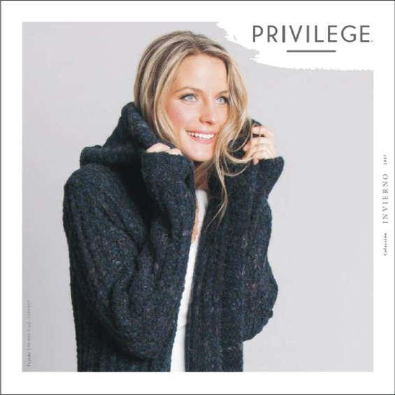 Ofertas de Privilege, colección invierno