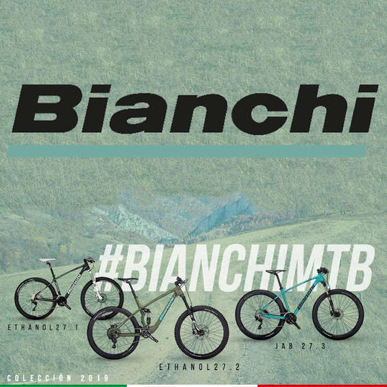 Ofertas de Bianchi, #BianchiMTB