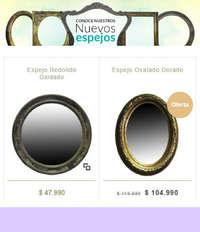 Nuevos espejos