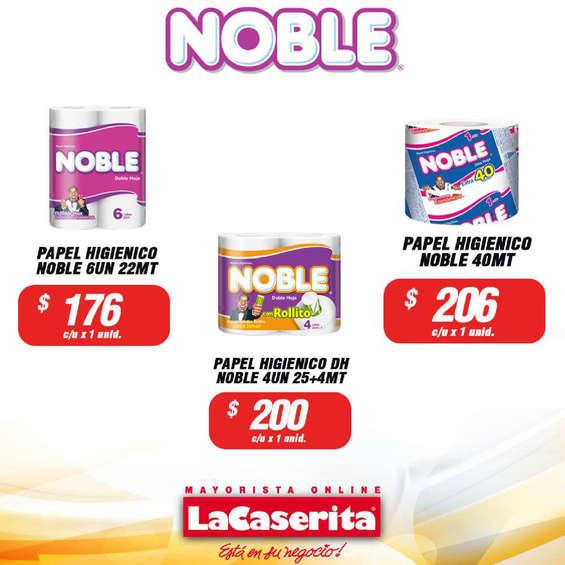 Ofertas de La Caserita, Promoción Papel Higiénico