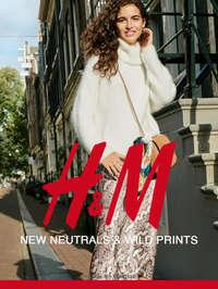 New Neutrals & Wild Prints