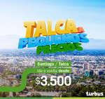 Ofertas de Tur Bus, Talca a pequeños precios