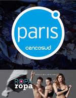 Ofertas de Paris, Ropa por Ropa
