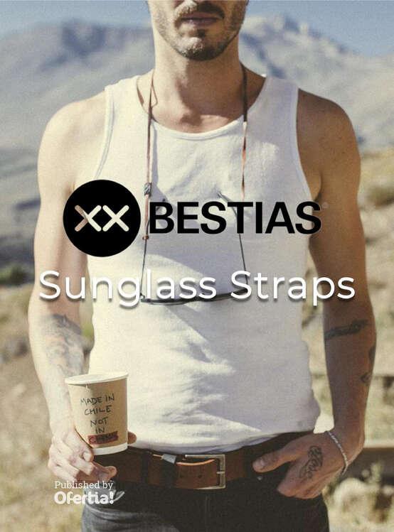 Ofertas de Bestias, Sunglass straps