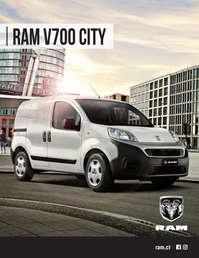 Fiat/Ram V700 city