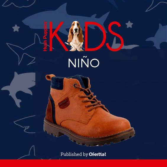 Ofertas de Hush Puppies Kids, Niño