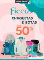 Ofertas de Ficcus, Hasta 50% de descuento