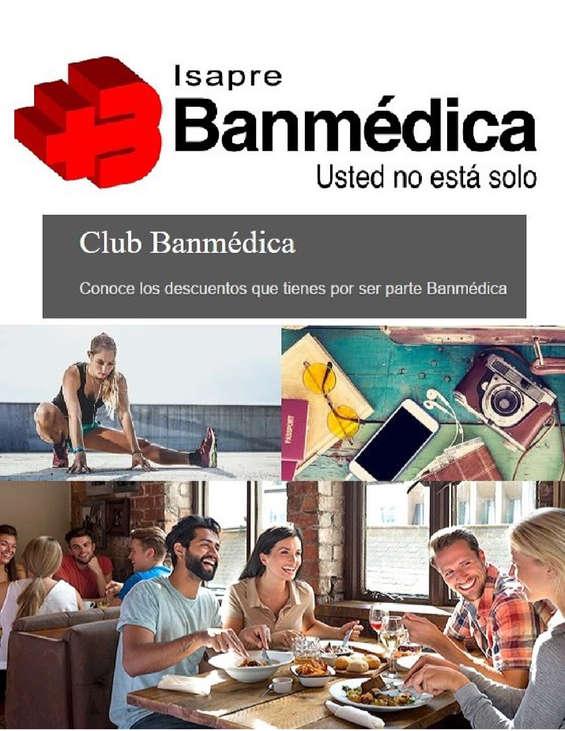 Ofertas de Banmédica, Descuentos Club Banmédica