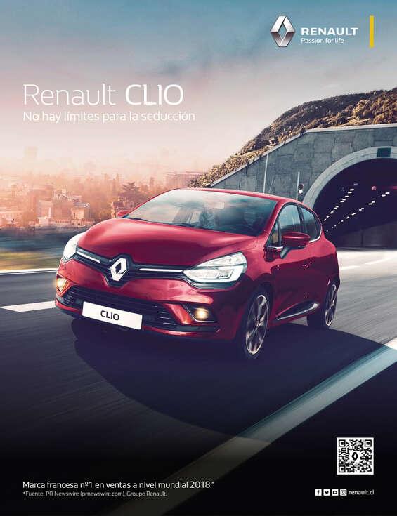 Ofertas de Renault, Clio