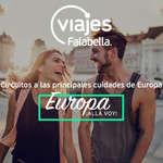 Ofertas de Viajes Falabella, Circuitos Europa