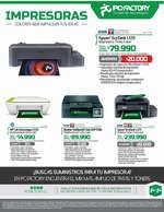 Ofertas de PC Factory, Impresoras