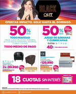 Ofertas de Johnson, Black Out