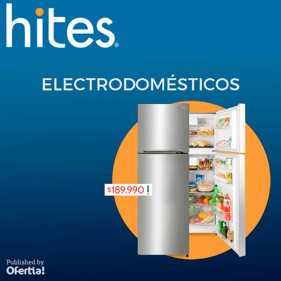 Ofertas de Hites, Electrodomésticos