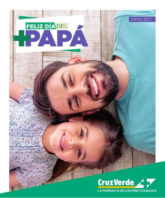 Ofertas de Cruz Verde, feliz día papá