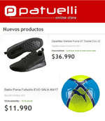 Ofertas de Patuelli, Nuevos Productos